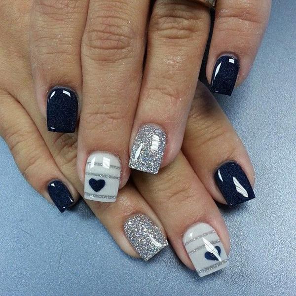 glitter nail-9