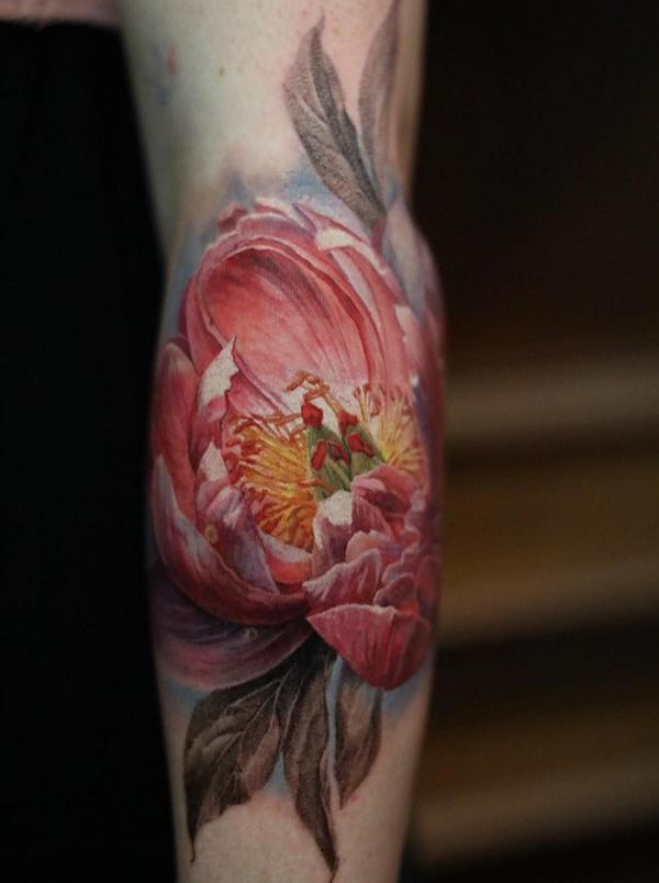 50 Magnolia Flower Tattoos Art And Design