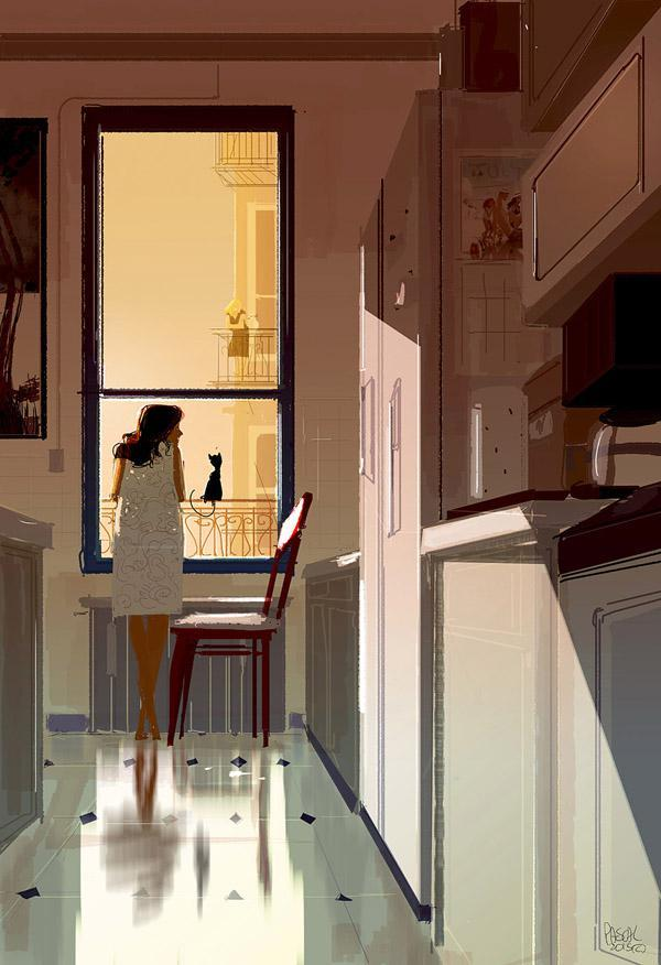 A good Sunday. by Pascal Campion