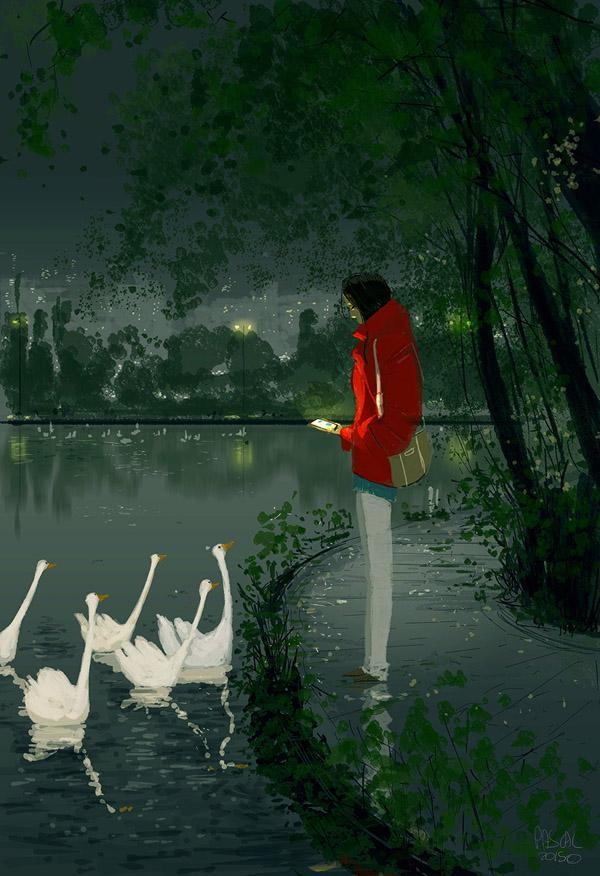 Bitter ending by Pascal Campion