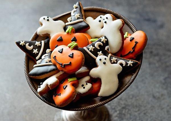 DIY Biscuit for halloween