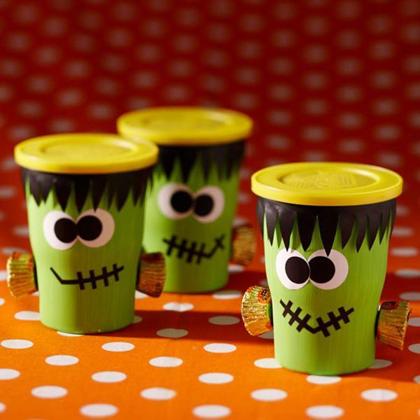 DIY Cup for Halloween