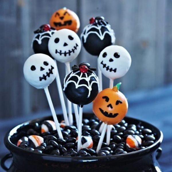 DIY Lollipop Halloween