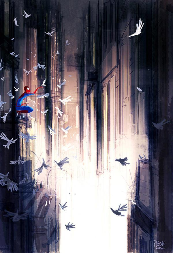 "Don't call me ""Birdman""by Pascal Campion"