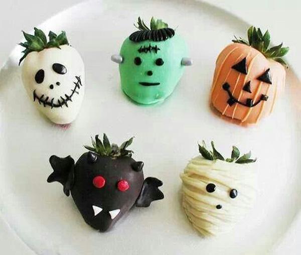 Easy Halloween Snacks for Kids