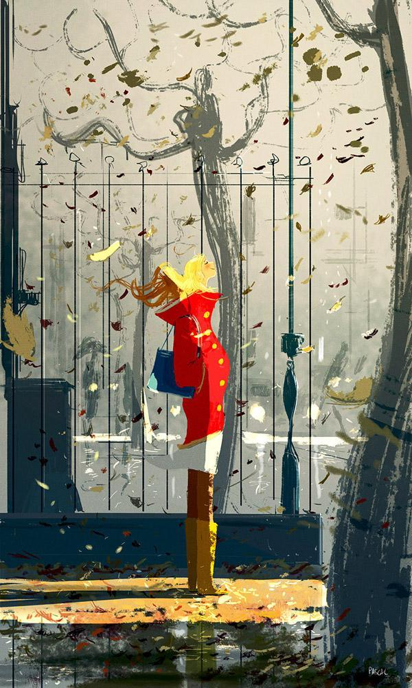Friday early evening by Pascal Campion