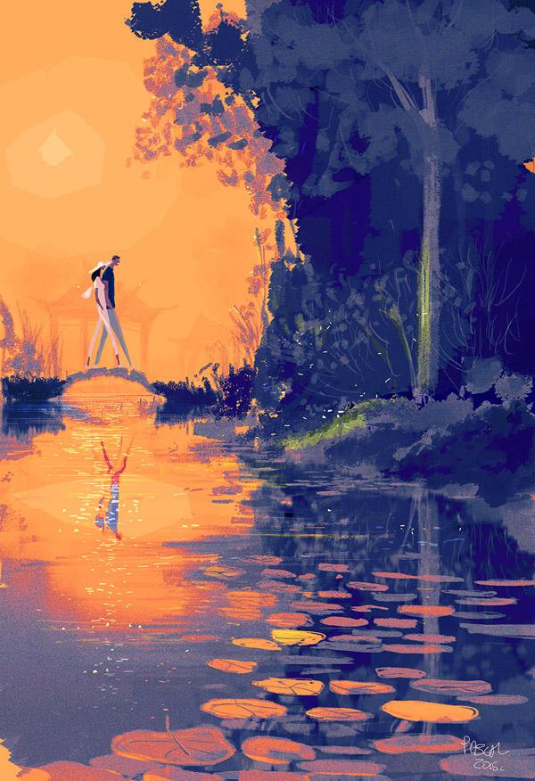 Illustriations By Pascal Campion