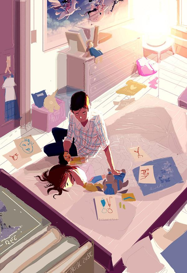 Last round by Pascal Campion