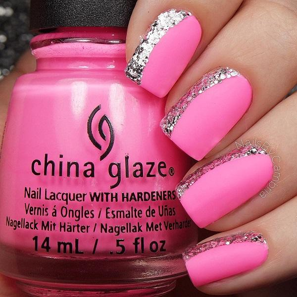 Pink and gorgeous metallic-26