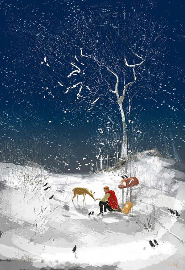 Randomly by Pascal Campion