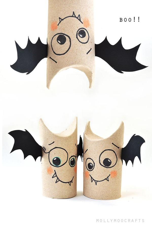 Toilet Roll Bat Buddies