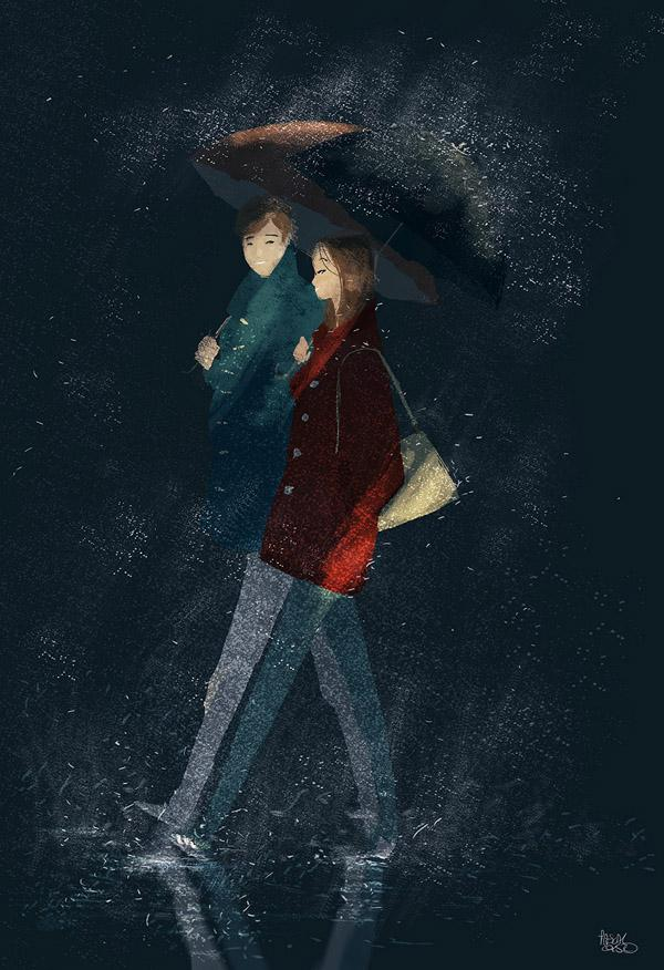 Warmer and Warmer. by Pascal Campion