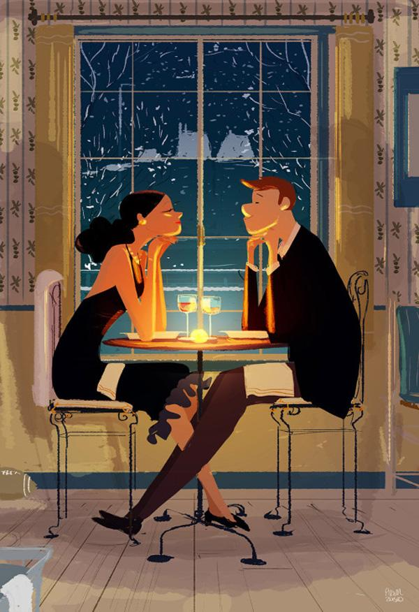 You and me and the rest by Pascal Campion