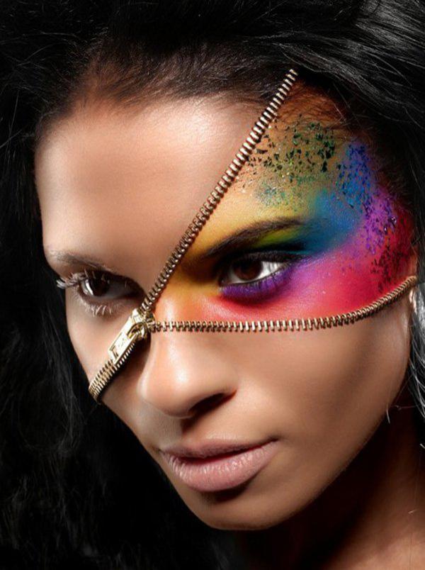 halloween makeup-2