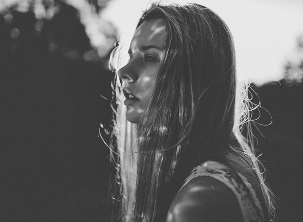 light in darkness by Julia Trotti