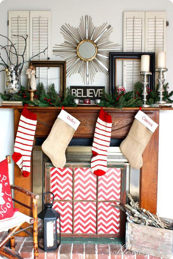 Christmas home decor-5