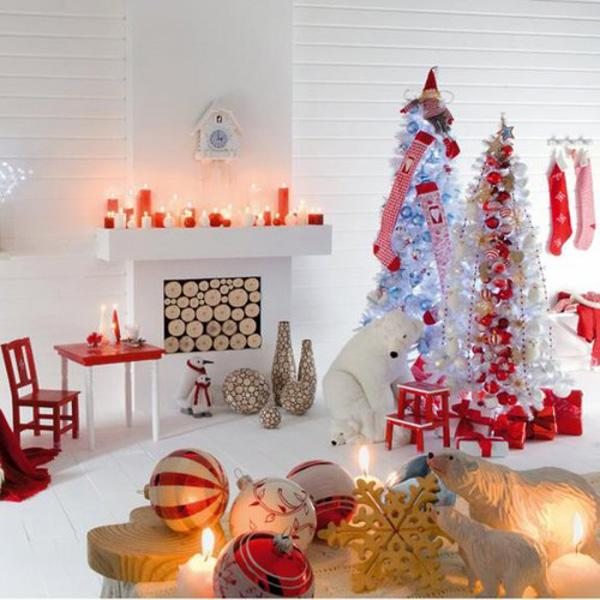 Modern-Christmas-Interior-Decorating-Idea