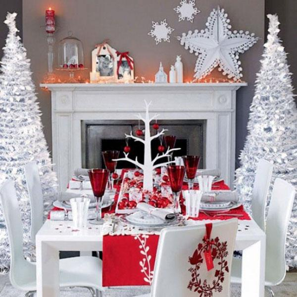 Decorating Ideas # 65 Christmas Home Decor Ideas  Art And Design