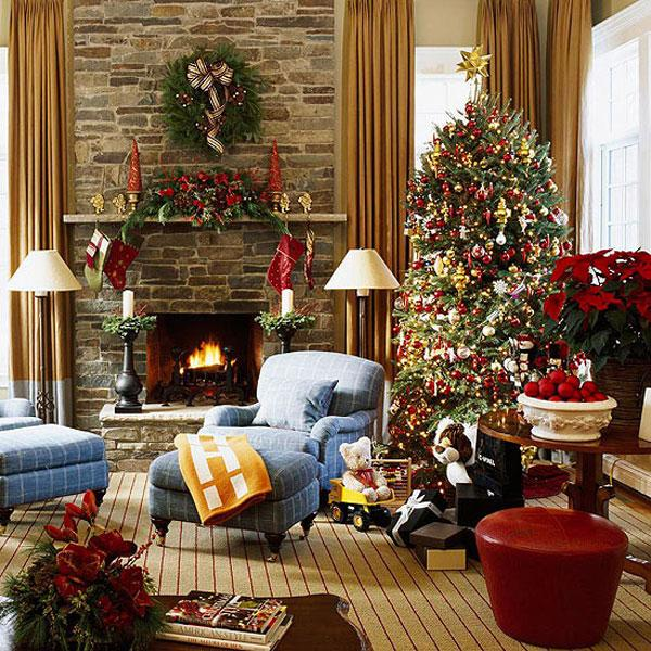 65 Christmas Home Decor Ideas Art and Design