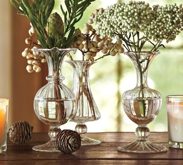 pottery barn christmas decorating ideas