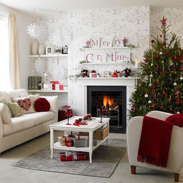 white-christmas-home-decor