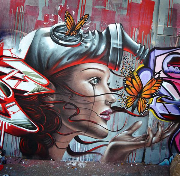 8  art by Destroy