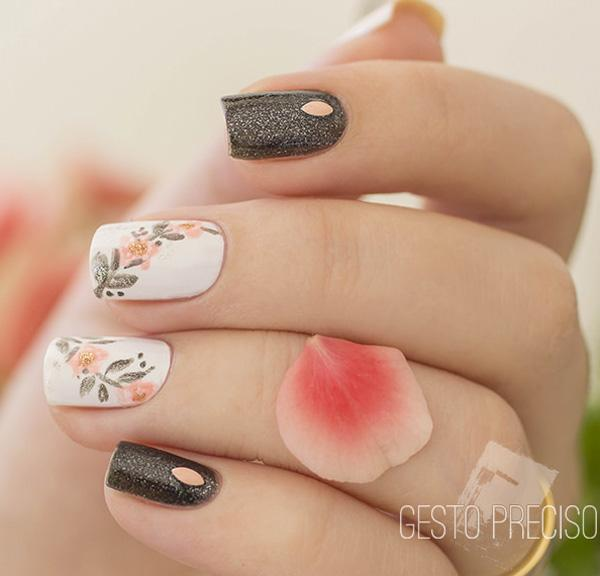 65 Winter Nail Art Ideas Cuded