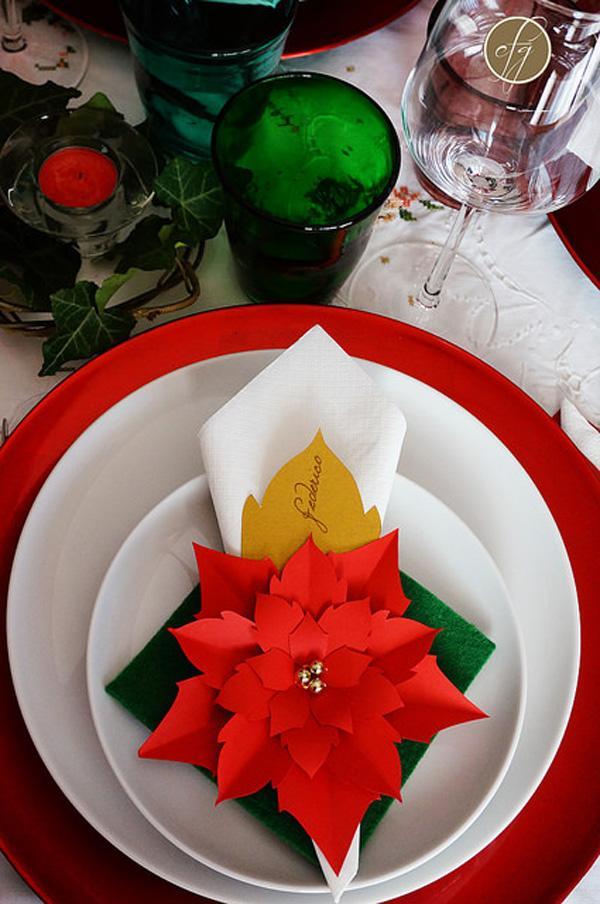 DIY Dining table for christmas