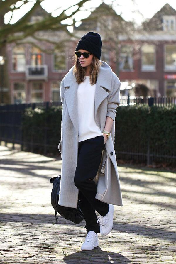 Winter coats for your body shape
