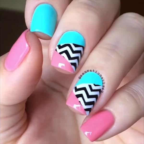Witer nail art -3