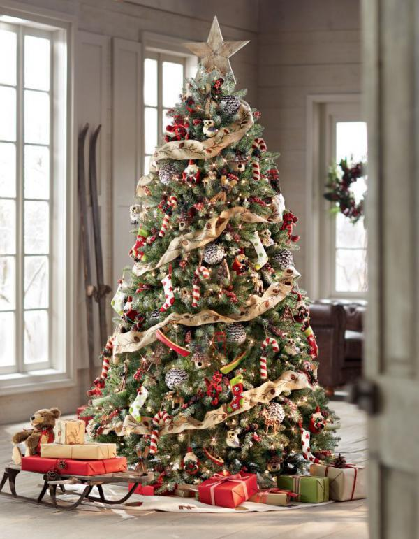 decorated christmas trees - photo #32
