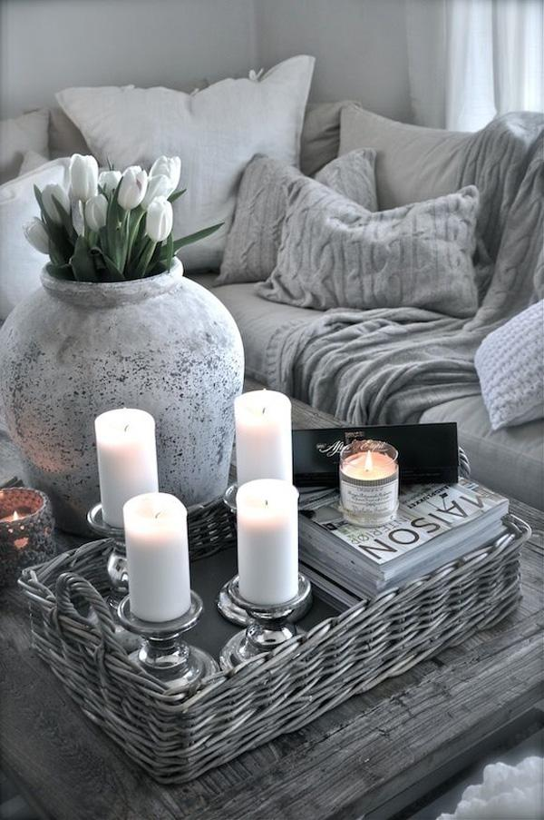 Cosy Greys. Snug and homely
