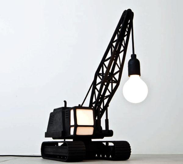 Creative office lamps