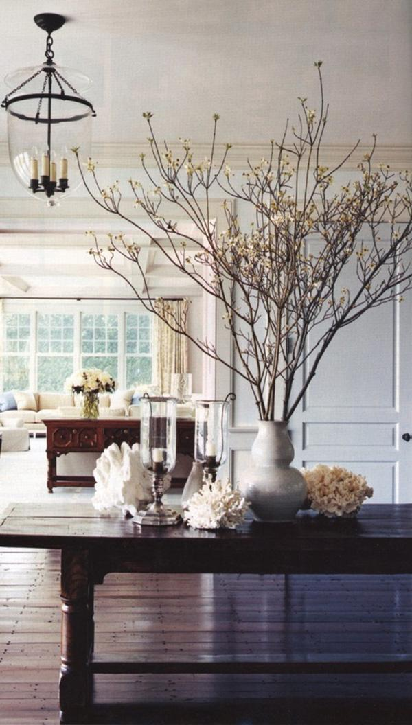 Entry table and branches