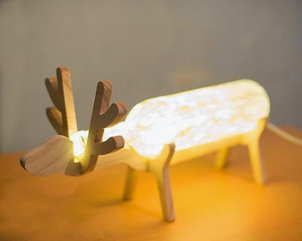 Lovely MelodyHome Creative Lamp
