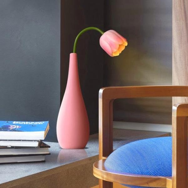 Tulip Flower Lamp - Lale Çiçek Lambası
