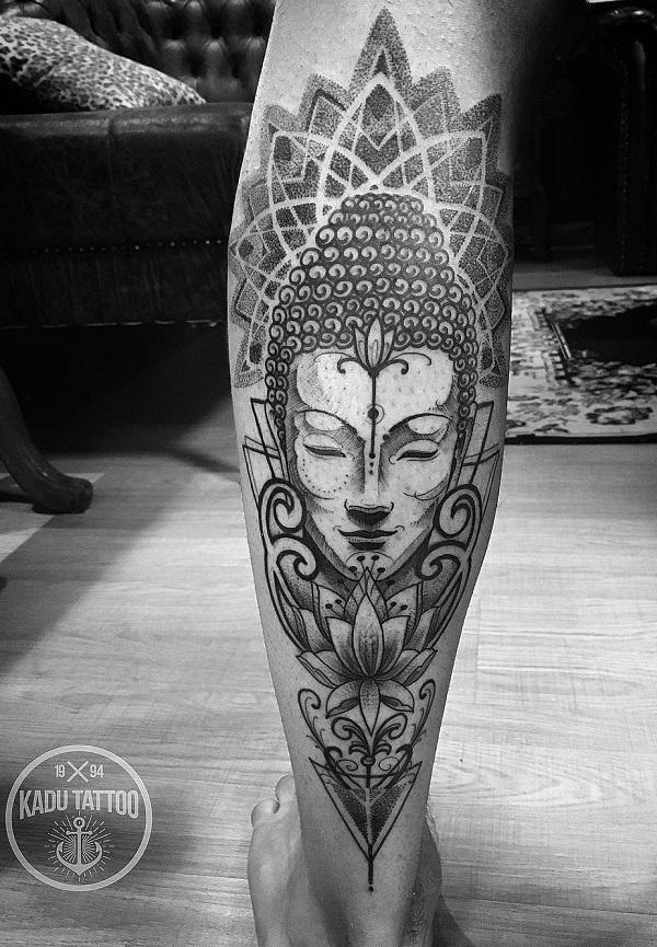 60 inspirierende Buddha Tattoo-Ideen
