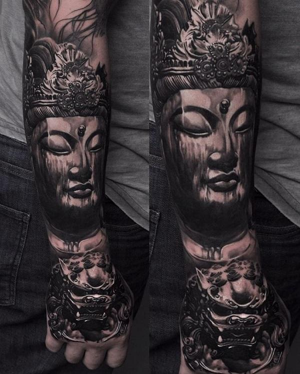 60 Inspirational Buddha Tattoo Ideas Art And Design