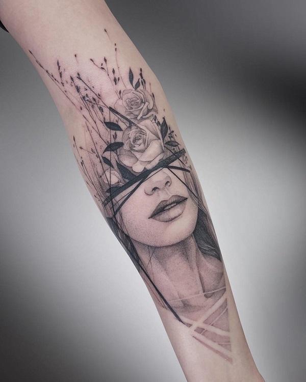 ab6e89f9076 40 Incredible Artistic Tattoo Designs | Art and Design