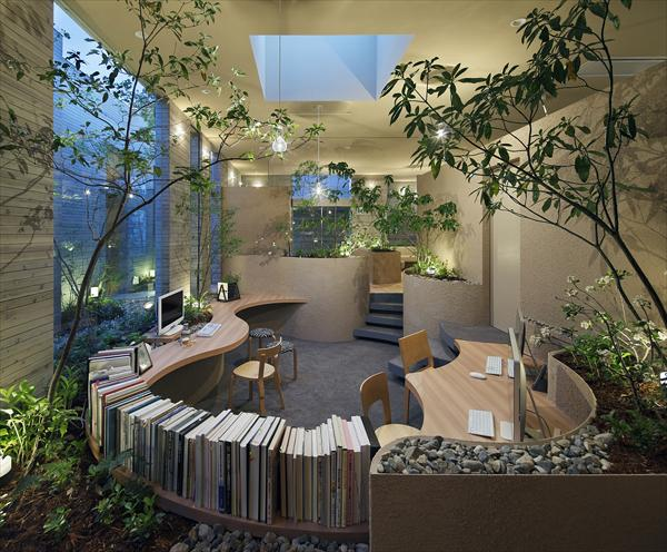 Keisuki Maeda designs building-1
