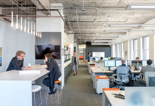 M Moser Associates – San Francisco Offices-3