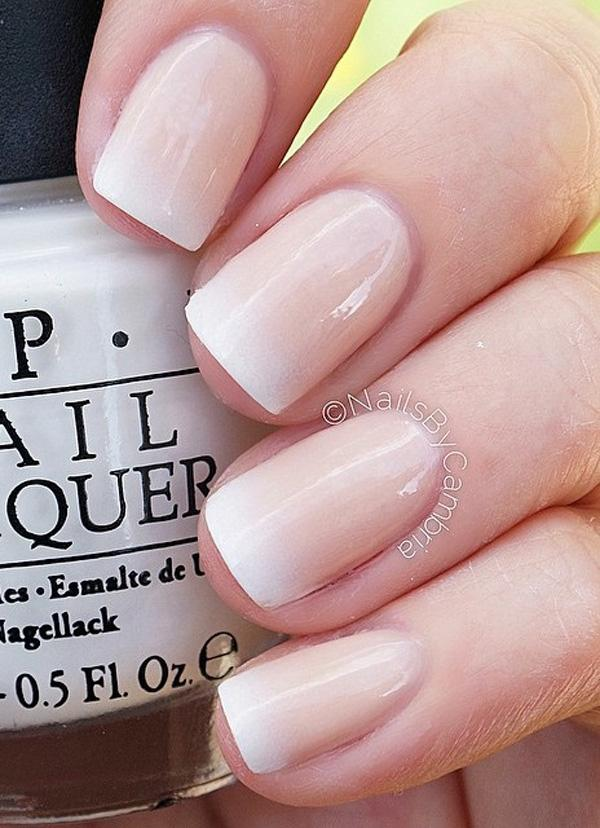 Nude color nail art-17