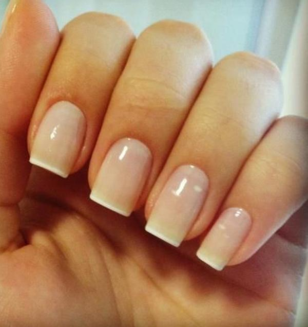 40 Nude Color Nail Art Ideas | Art and Design