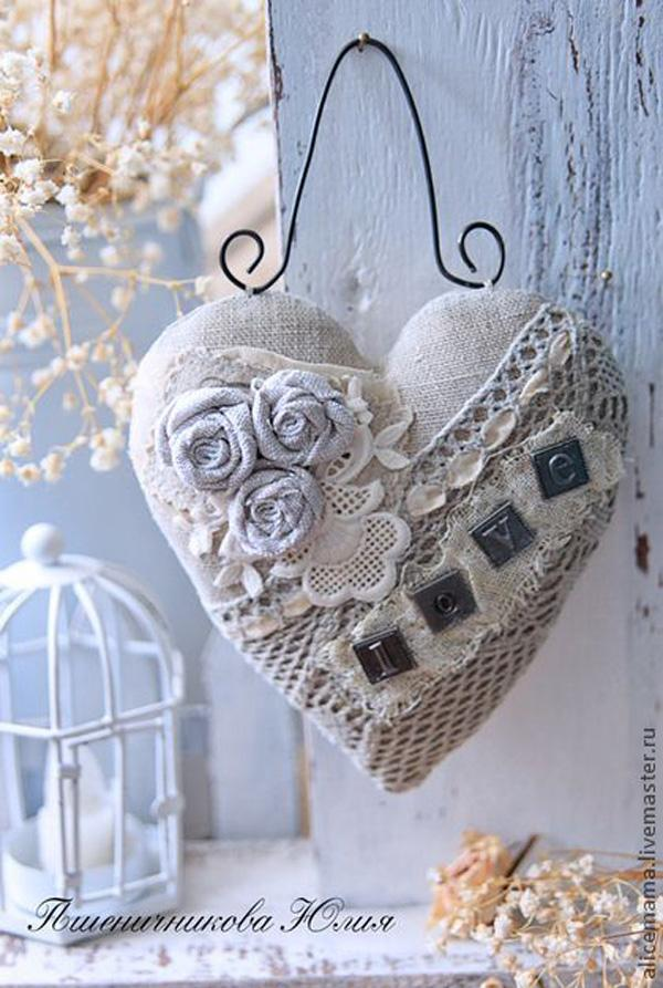 Shabby Chic heart