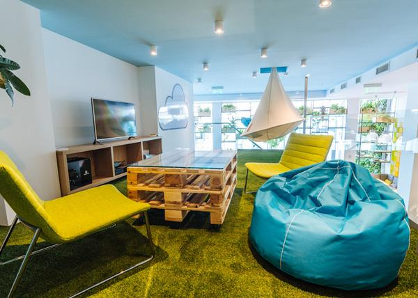 thinking of a way to make your resting spot more comfortable fun and relaxing best colors for office