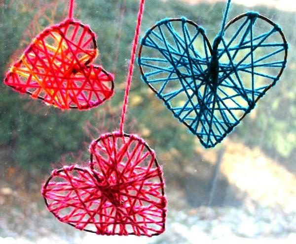 25 Valentine Day Heart Craft Ideas Art And Design