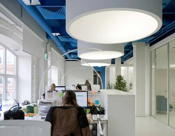 Vibrantly Colored Media Agency Office Design in Moscow3