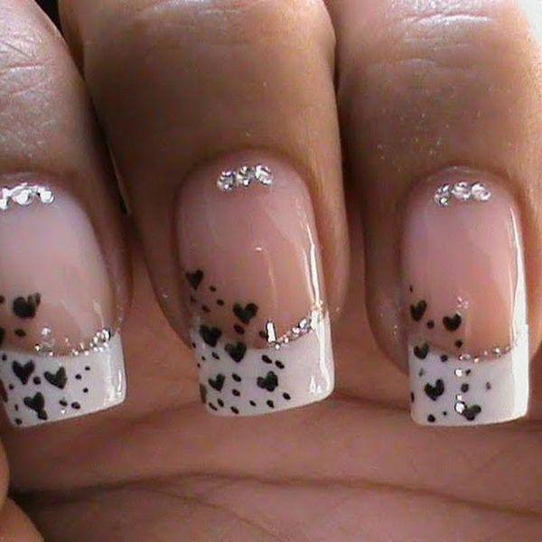 Elegant Fancy Nail Art Designs