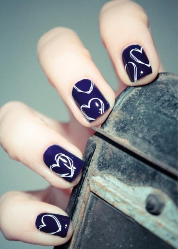 valentine's day nail art-18