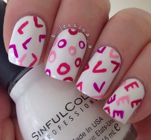valentine's day nail art-24